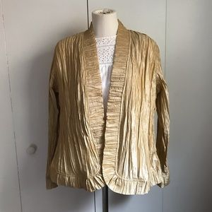 Chico's Lightweight cardigan jacket size 2